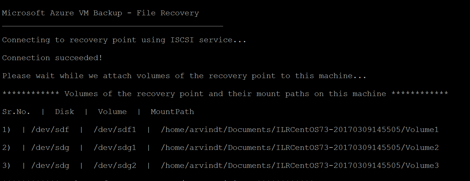 Linux File Recovery Blade