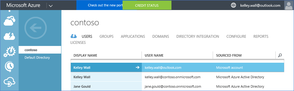 Use an Office 365 tenant with an Azure subscription | Microsoft Docs