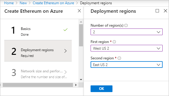 Ethereum Proof-of-Authority Consortium - Azure | Microsoft Docs