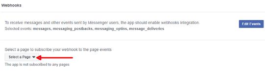 Connect a bot to Facebook Messenger - Bot Service