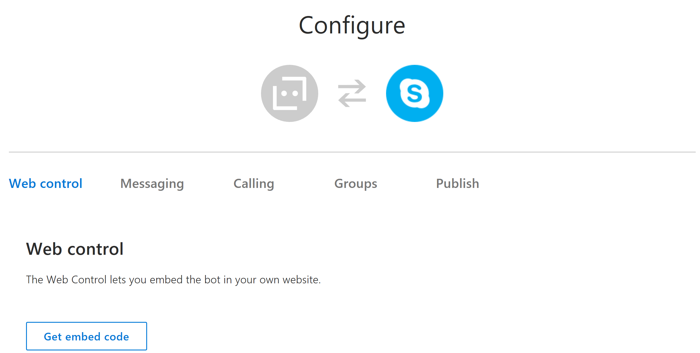 Connect a bot to Skype - Bot Service | Microsoft Docs