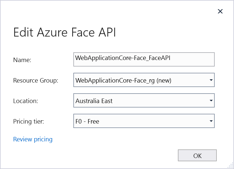 Tutorial: Face API C# - Azure Cognitive Services | Microsoft Docs