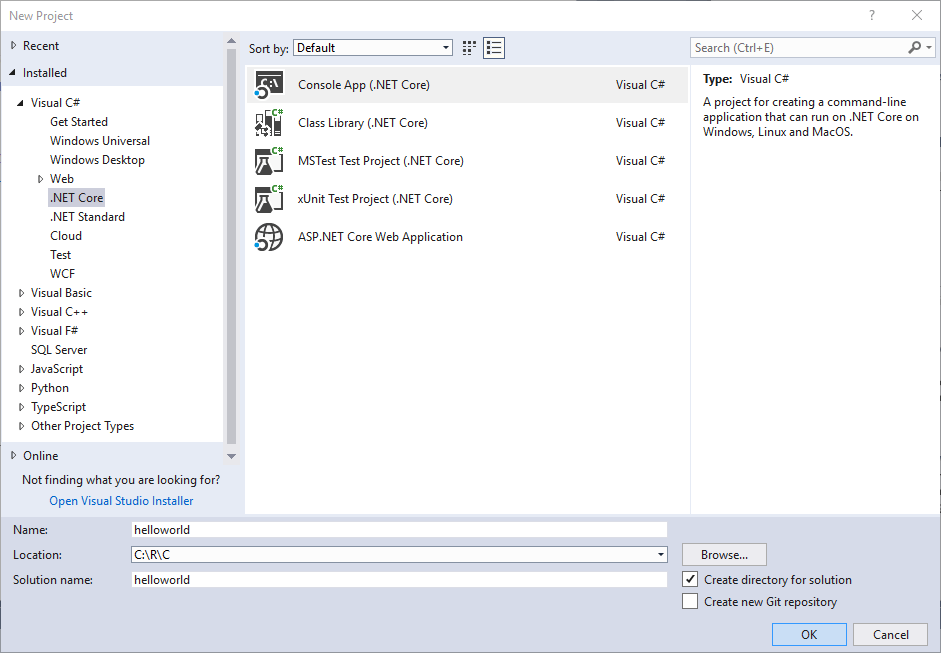 Quickstart: Recognize speech, C# ( NET Core) - Speech Service