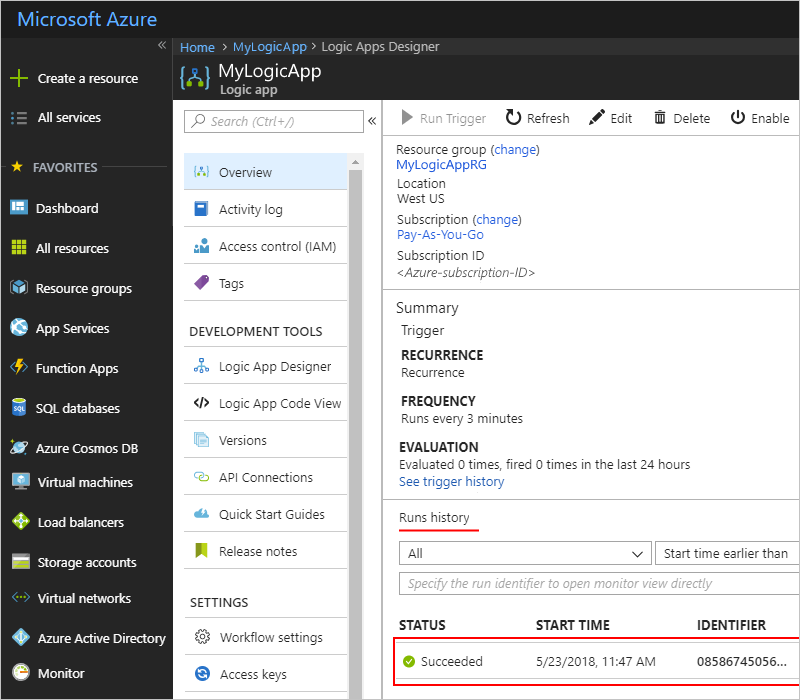 Connect to IBM DB2 - Azure Logic Apps   Microsoft Docs