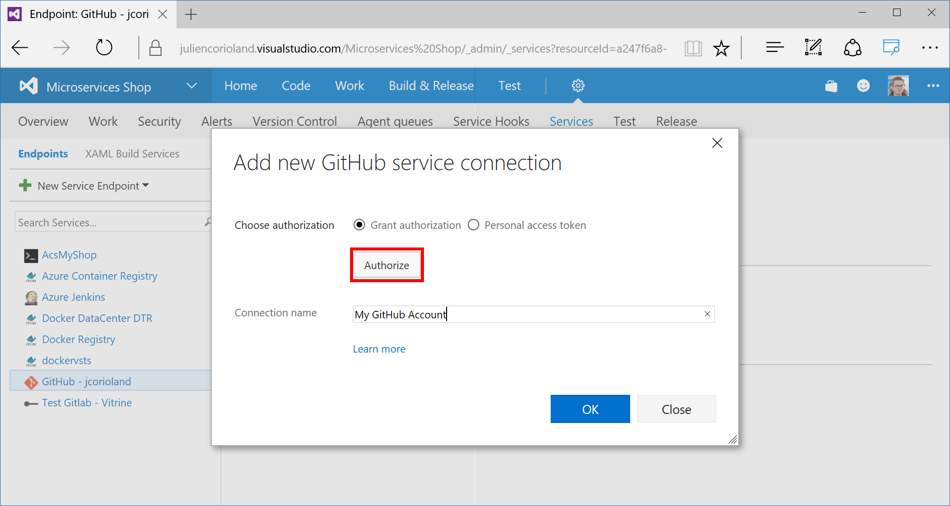 DEPRECATED) CI/CD with Azure Container Service and Swarm   Microsoft
