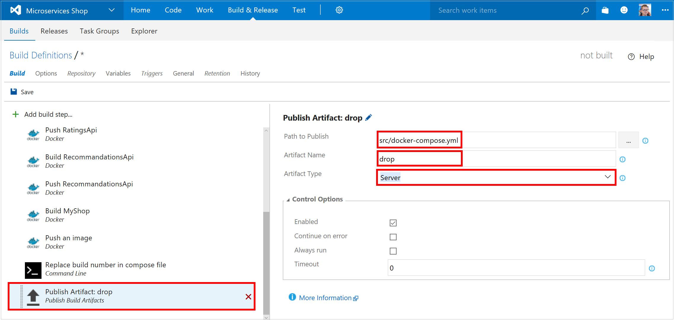 DEPRECATED) CI/CD with Azure Container Service and Swarm
