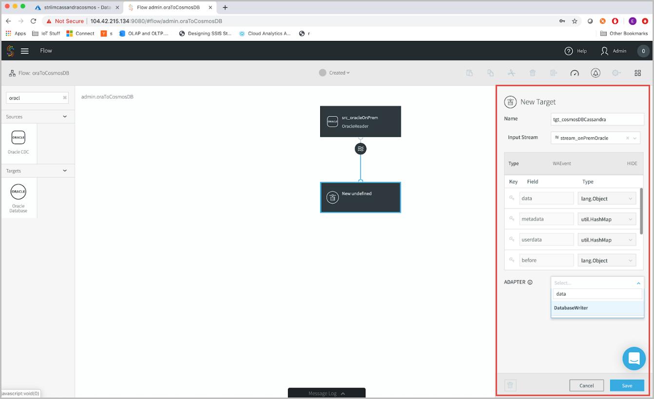 Migrate data to Azure Cosmos DB Cassandra API account using