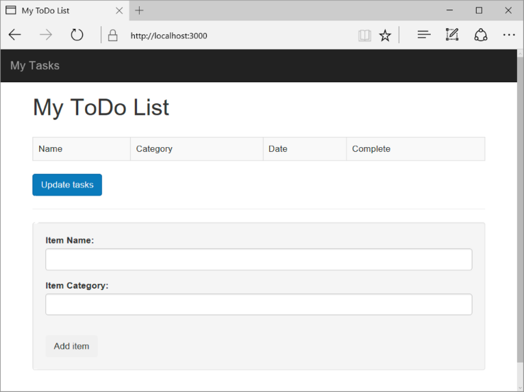 Tutorial: Build a Node js web app using JavaScript SDK to