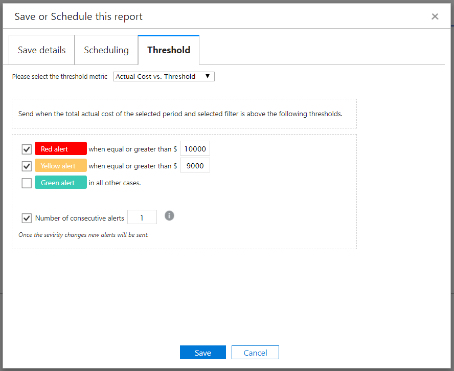 tutorial review usage and costs with cloudyn in azure microsoft docs
