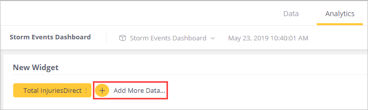 Visualize data from Azure Data Explorer using Sisense