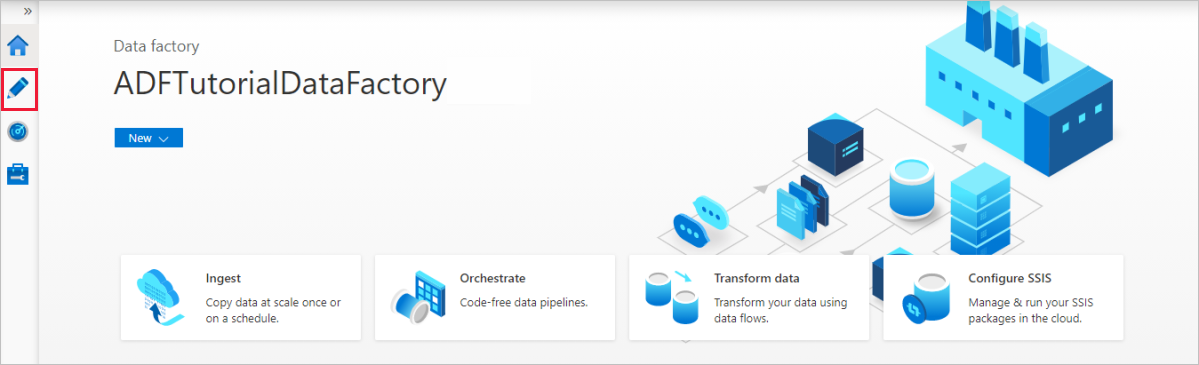 Create a self-hosted integration runtime - Azure Data