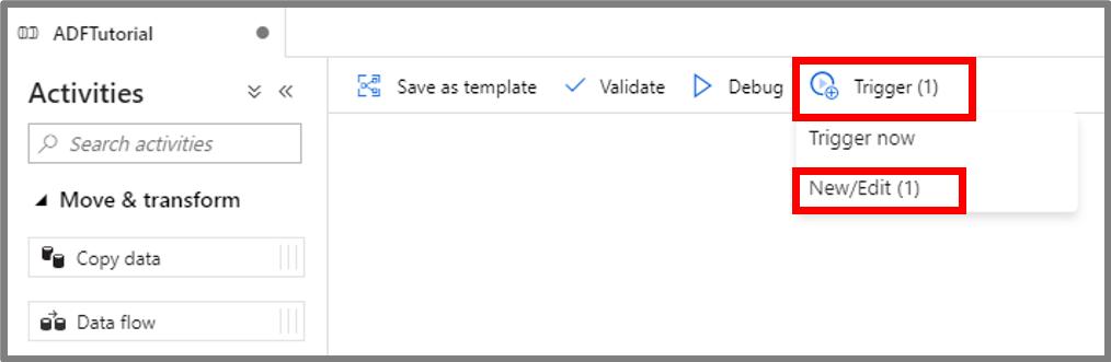 Create Schedule Triggers In Azure Data Factory Microsoft Docs