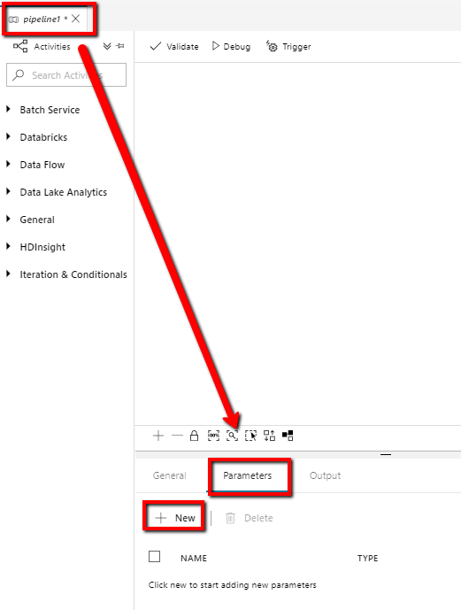 Run a Databricks Notebook with the Databricks Notebook activity in