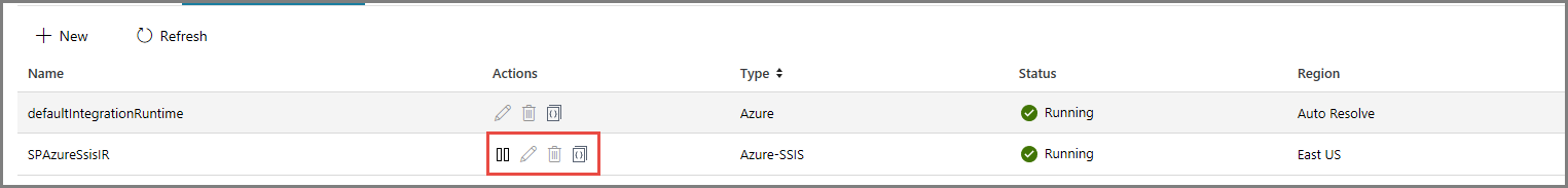 Provision the Azure-SSIS Integration Runtime | Microsoft Docs