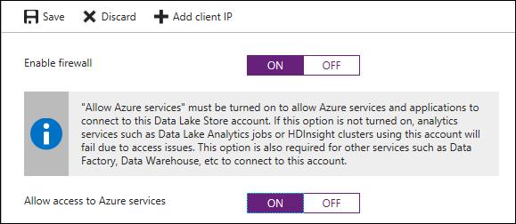 Best practices for using Azure Data Lake Storage Gen1 | Microsoft Docs