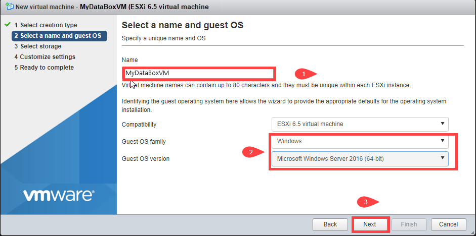 Tutorial on provision Azure Data Box Gateway in VMware | Microsoft Docs