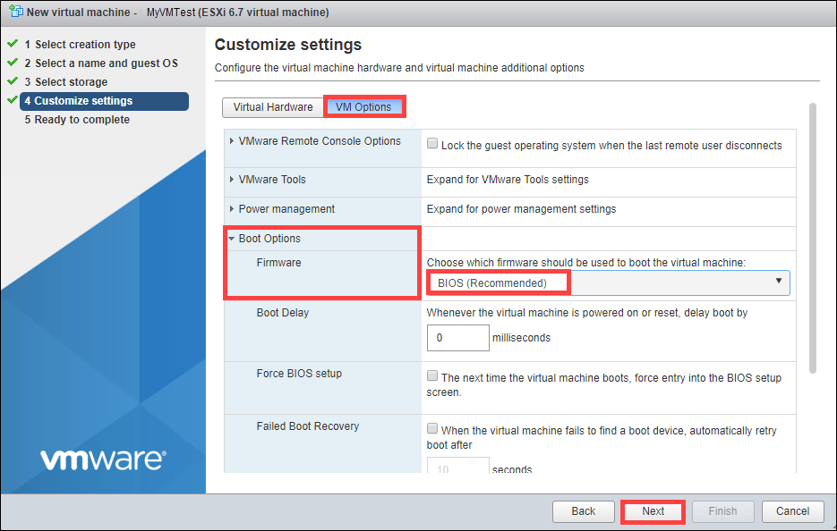Tutorial on provision Azure Data Box Gateway in VMware