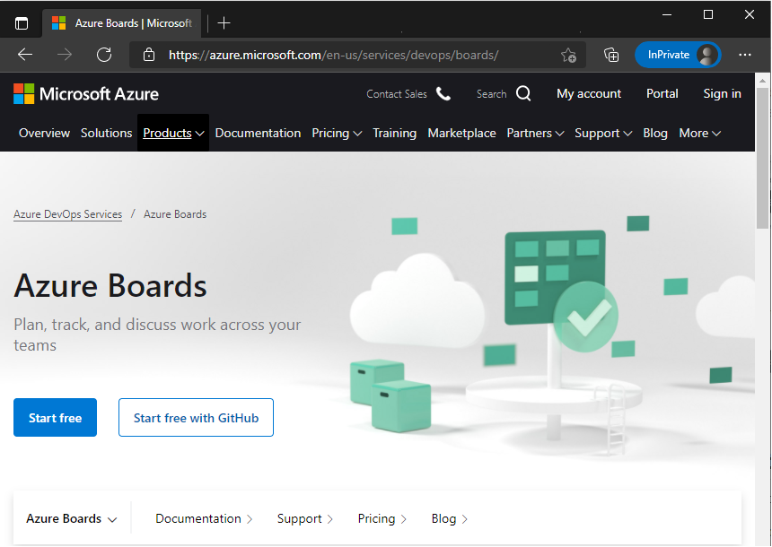 Start Using Azure Boards Azure Boards Microsoft Docs
