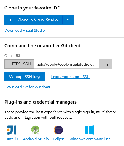 SSH connections to Git repos, Docker integration, and more – June 1