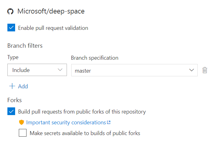Improved GitHub builds and suggested work item paths – VSTS Sprint