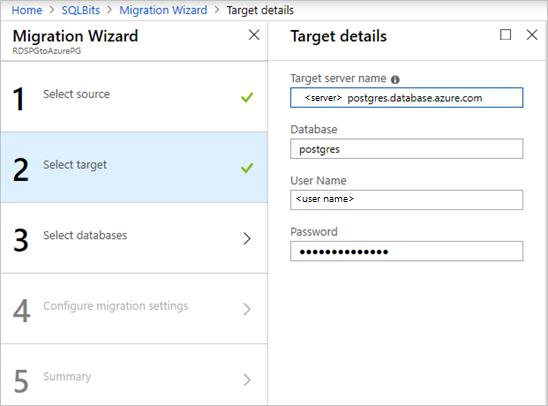 Tutorial: Use Azure Database Migration Service for an online