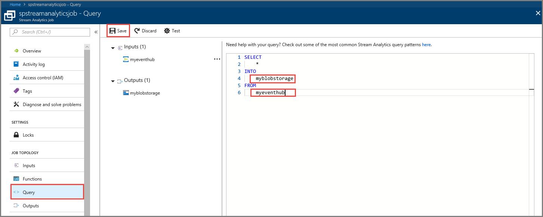 Process Apache Kafka events using Stream analytics - Azure Event