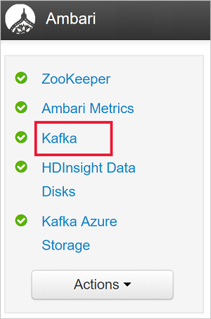Connect to Kafka using virtual networks - Azure HDInsight