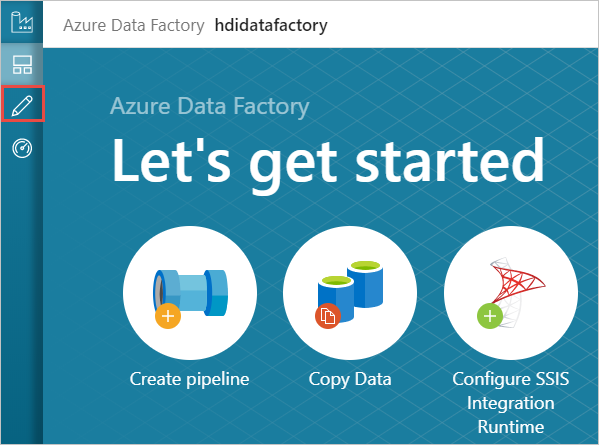 Create an Azure Data Factory linked service