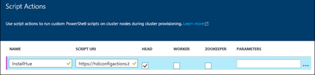 Hue with Hadoop on HDInsight Linux-based clusters - Azure