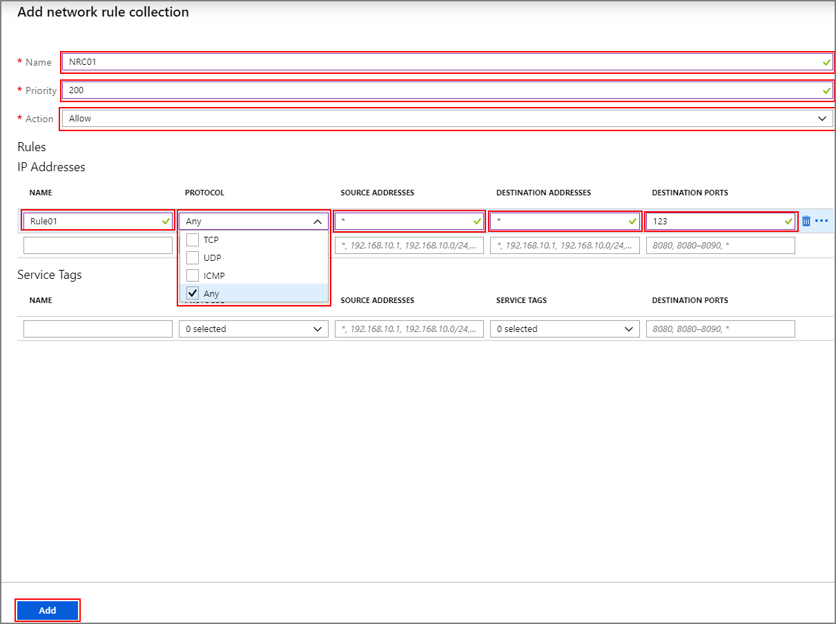 Configure outbound network traffic restriction for Azure HDInsight