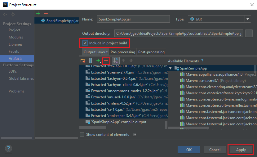 Tutorial: Create a Scala Maven application for Spark in Azure