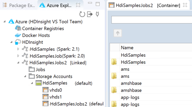 Azure Toolkit for Eclipse: Create Scala applications for HDInsight