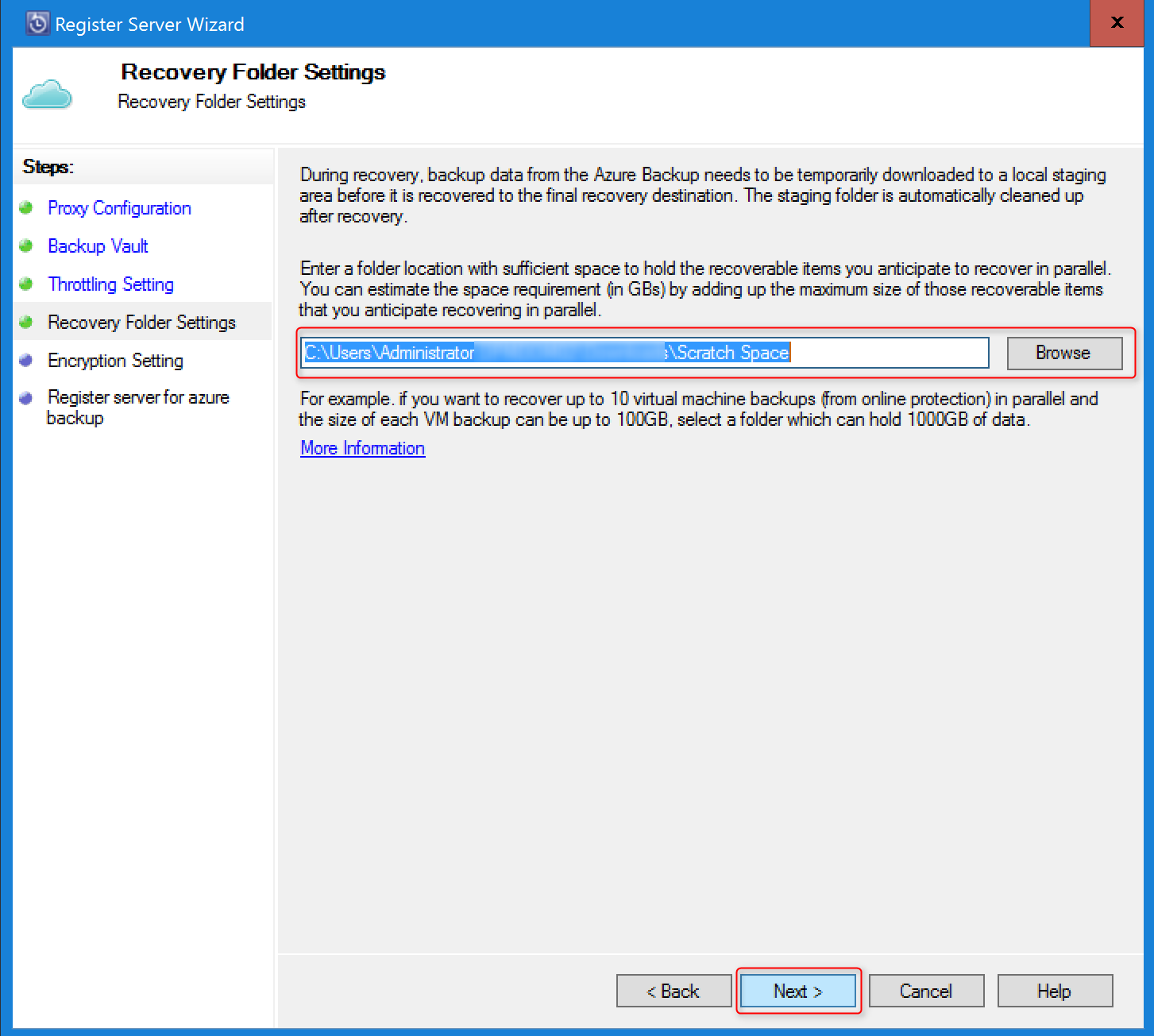 Auto generate SQL Server restore script from backup files in a directory