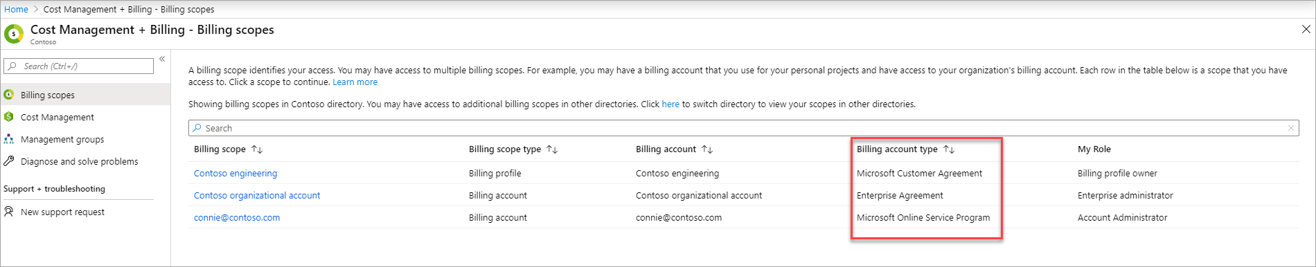 View and download your Microsoft Azure invoice | Microsoft Docs
