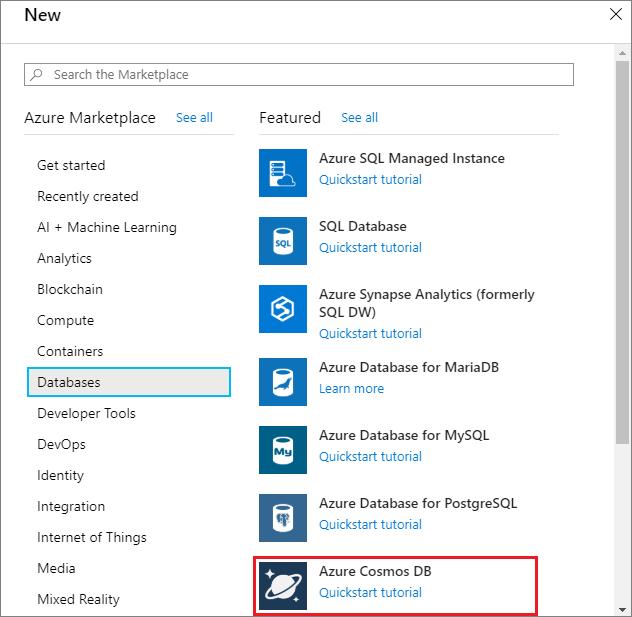 Use the Cassandra API and Java to build an app - Azure