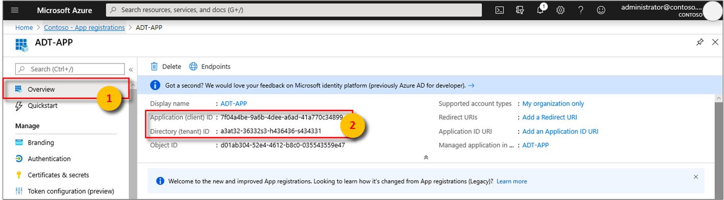 Tutorial: Deploy Azure Digital Twins | Microsoft Docs