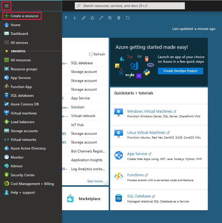 Create a function that runs on a schedule in Azure