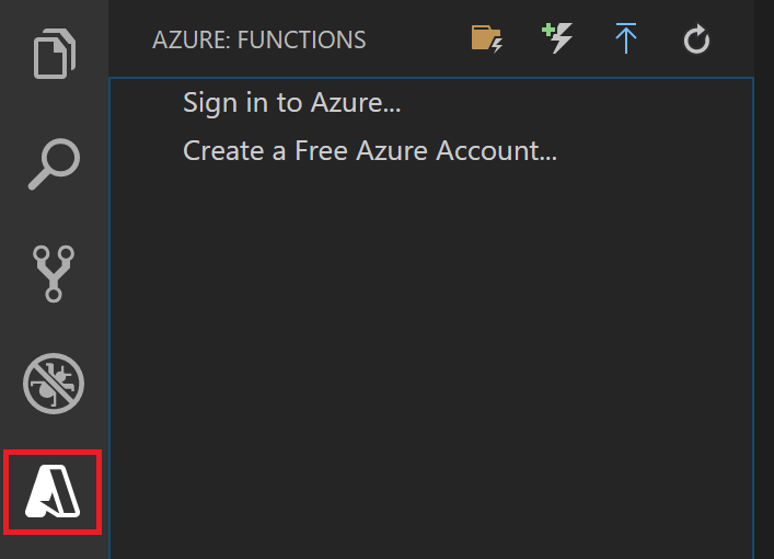 Create your first PowerShell function with Azure Functions