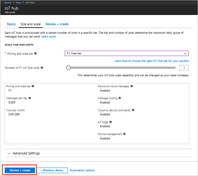 Check device connectivity to Azure IoT Hub | Microsoft Docs