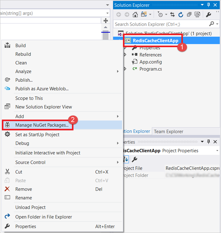 Migrate Managed Cache Service applications to Redis - Azure