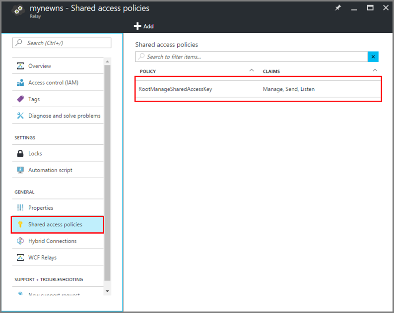 Get started with Azure Relay Hybrid Connections WebSockets