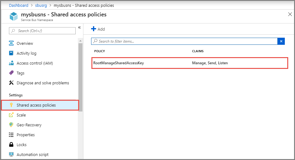 How to use Azure Service Bus queues with Java | Microsoft Docs