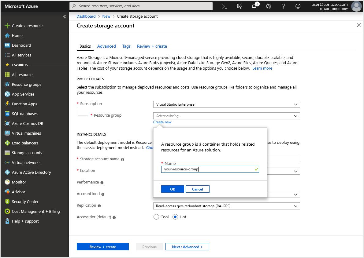 Tutorial: Migrate on-premises data to Azure Storage by using AzCopy