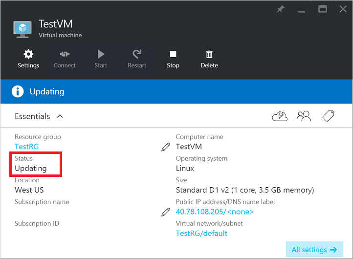 Redeploy Windows virtual machines in Azure | Microsoft Docs