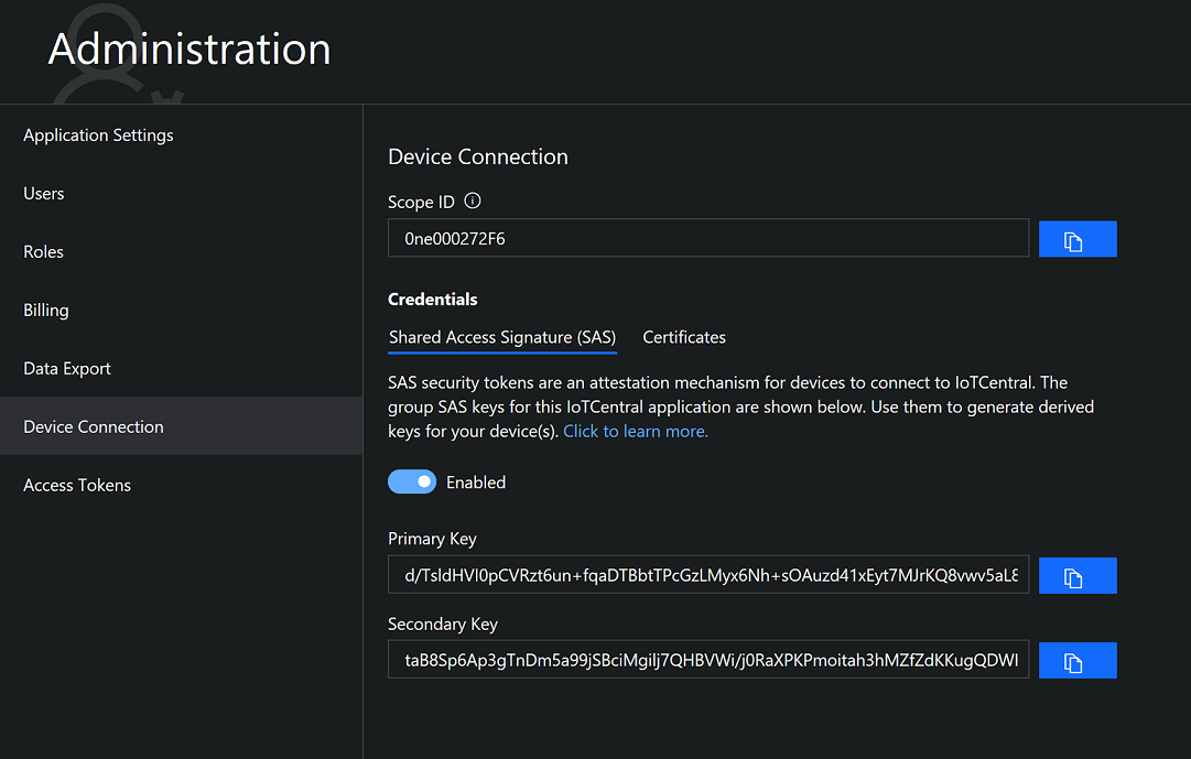 Device connectivity in Azure IoT Central | Microsoft Docs