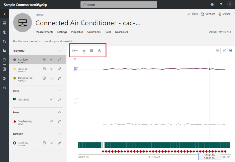 Connect a generic Node js client application to Azure IoT