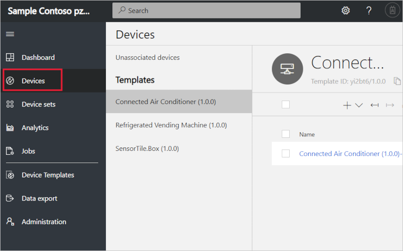 Add a real device to an Azure IoT Central application