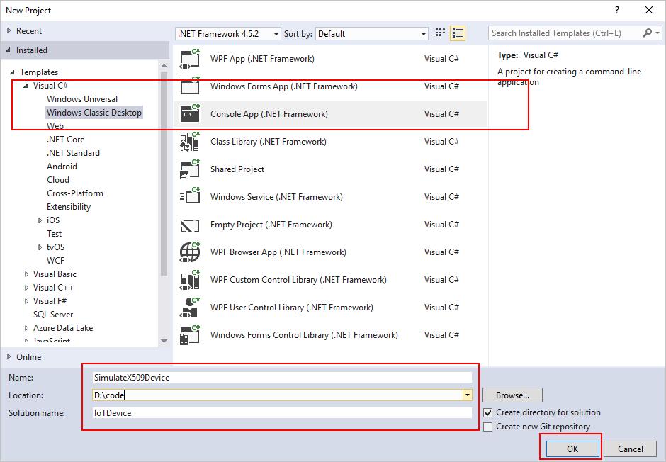 Tutorial For X509 Security In Azure Iot Hub Microsoft Docs