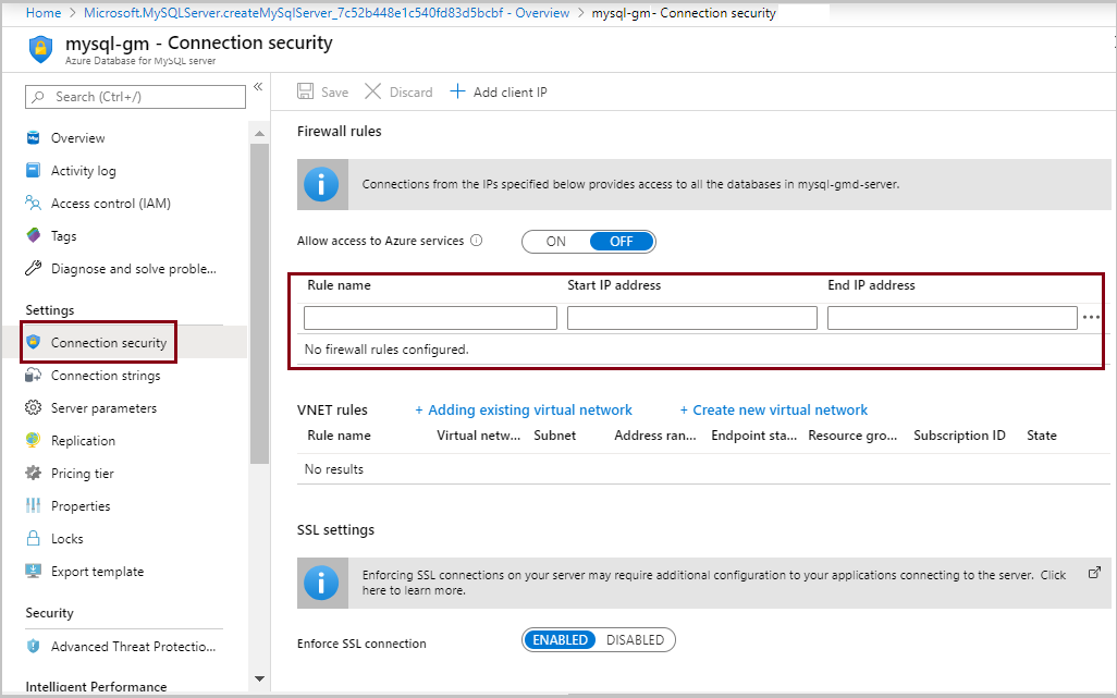 How to use Spring Data JPA with Azure MySQL | Microsoft Docs