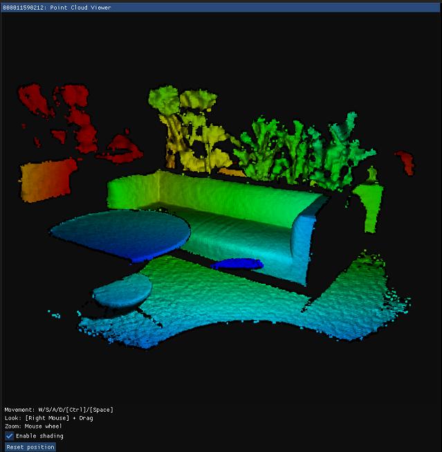 Azure Kinect Viewer | Microsoft Docs